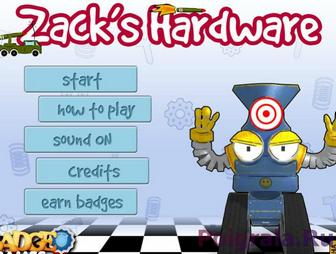 Игра Zacks hardware