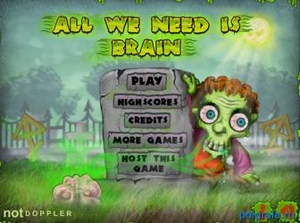Нам нужны мозги картинка 1