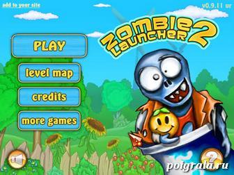 Игра Запусти зомби 2