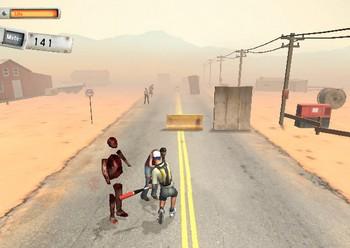 Картинка к игре Убеги из города зомби