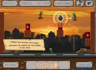 Картинка к игре Взорви зомби