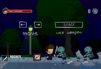 Картинка к игре Зомбо апокаллипсис