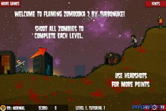 Картинка к игре Огненная зомбука 2