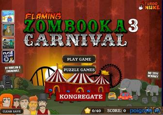 Zombooka karnival 3 картинка 1