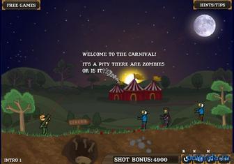Картинка к игре Zombooka karnival 3