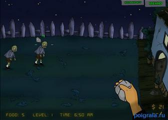 Картинка к игре Стреляй в зомби